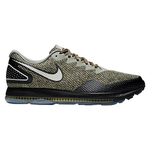 NIKE Zoom All Out Low 2 Mens Running Trainers AJ0035 Sneakers Shoes (UK 9 US 10 EU 44, Cargo Khaki Light Bone 300)
