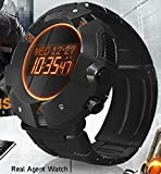 Tom Clancy's The Division Collector's Agent Watch Fully Funcitional ONLY + SHD Wristwatch Box - Game Accurate OFFICIAL