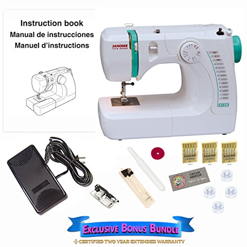 janome sewing machine reviews - 2