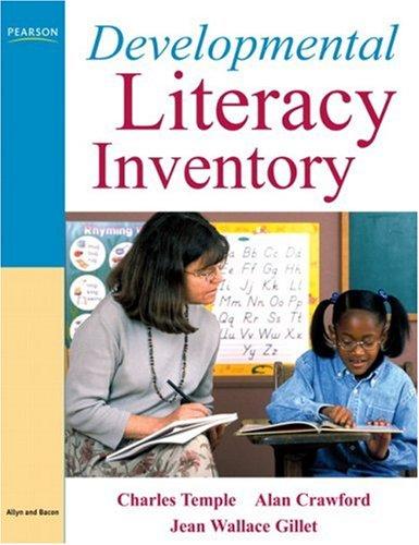 Developmental Literacy Inventory