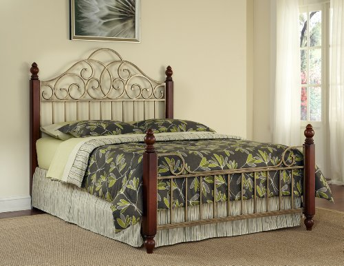 Home Styles St. Ives French Country Design King Bed