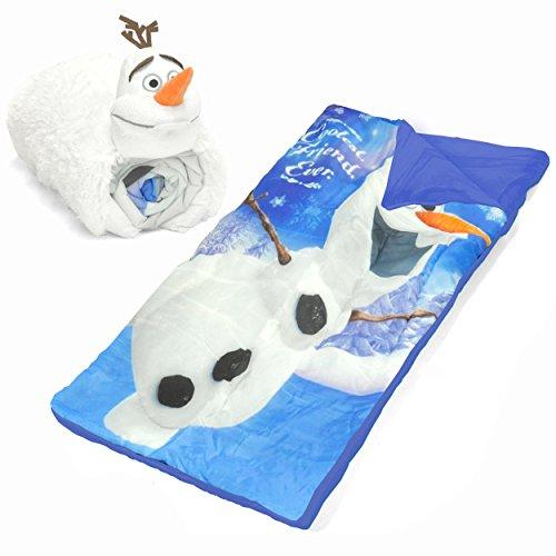 Disney Frozen Olaf Slumber Set (2 Piece), Multicolor, Size 30 x 54 -