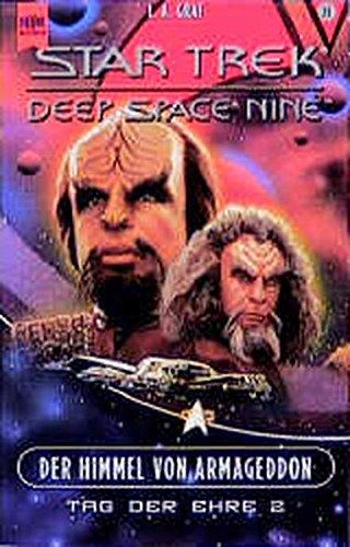 Star Trek. Deep Space Nine. Der Himmel von Armageddon. Tag der Ehre Bd.2