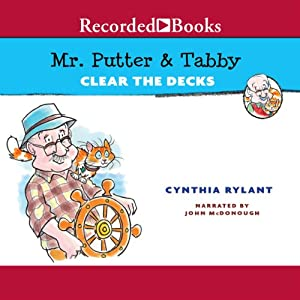 Mr. Putter and Tabby Clear the Decks Audiobook