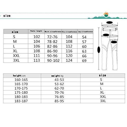 Neve Impermeabile S Tecnologia Tuta Antivento 05 Da Donna Jiuyizhe color 03 Sci Size Con f8YF7qw