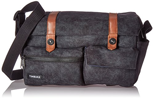 Timbuk2 Sunset Bicycle Rack Trunk, Black/Saddle (Bicycle Seat Timbuk2 Pack)
