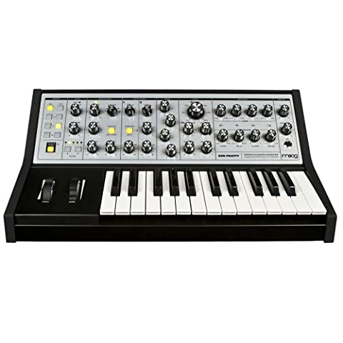 Moog LPSSUB001 Sub Phatty Analog Synthesizer (Sub Phatty)