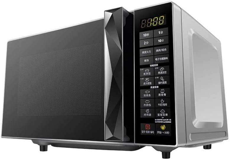 Smart Microwave Oven 23L Capacity Steaming Machine Home 700W Oven the Inner Box is Easy to Clean Safety Waterproof Convection Oven