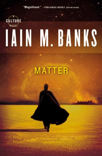 Book cover for Matter