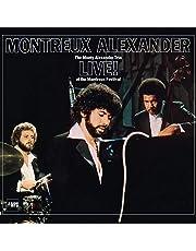 The Monty Alexander Trio: Live! At The Montreux Festival