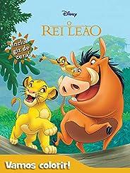 Disney - Vamos Colorir - o Rei Leão