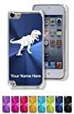 Case for iPod Touch 5th/6th Gen - Tyrannosaurus Rex Dinosaur - Personalized Engraving Included