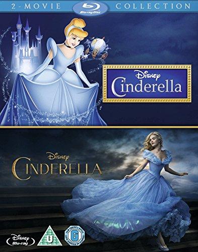 Cinderella - 2 Movie Collection [Blu-ray]