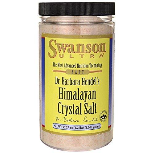 Swanson Himalayan Crystal Salt 35.27 Ounce (1,000 g) Salt by Swanson