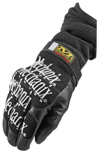 Mechanix Wear Happy Hour Gloves - Black, Large, Model# MHH-05-010