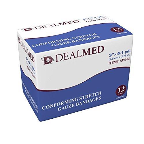 3 Inch Gauze - Dealmed 3
