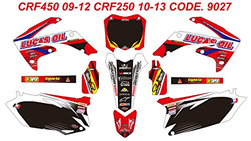 09 crf 450 graphics - 9