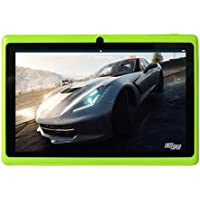 Yuntab Q88 7 800 x 480 DDR 512M Android tablet (Green)