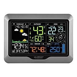 La Crosse Technology Professional Remote Monitoring Weather Station