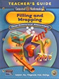 img - for Filling and Wrapping: Three-Dimensional Measurement, Teacher's Guide book / textbook / text book