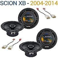 Scion xB 2004-2014 OEM Speaker Upgrade Harmony Speakers (2) R65 Package New