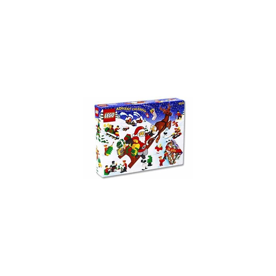 LEGO Creator Advent Calendar, 4524, 231 Pieces, 2002