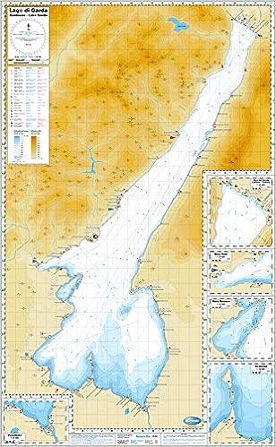 Cartina Topografica Lago Di Garda.Amazon It Carta Nautica Lago Di Garda 1 50000 No Piegato Franz Kroiss Franz Kroiss Franz Kroiss Libri