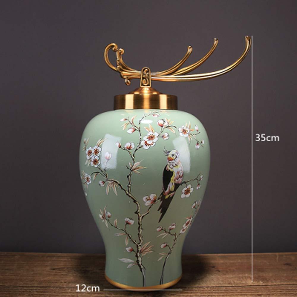 色ガラス花瓶用花緑植物結婚式の植木鉢装飾ホームオフィスデスク花瓶花バスケットフロア花瓶 (サイズ さいず : L l) B07R588D5Y  L l
