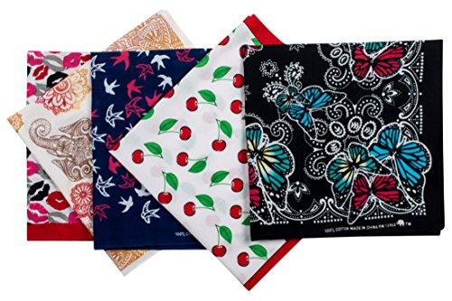 original-elephant-brand-bandanas-100-cotton-since-1898-5-pack-novelty