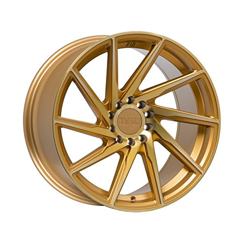 18x8.5 F1R F29 Gold Offset(45) Lug(5x112/5x114.3) Bore(73.1) Part Number(F2918855112MG45)