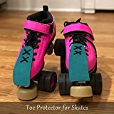 Jaccy Toe Guards Protectors for Roller
