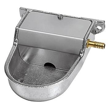COPELE 70415 - Bebedero P-3 Aluminio Horizontal con válvula baja presión, para Perros pequeños: Amazon.es: Productos para mascotas