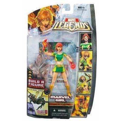 Build A Figure Queen Brood Series - Marvel Girl