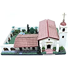 California Mission Model Kit Santa Cruz Mission
