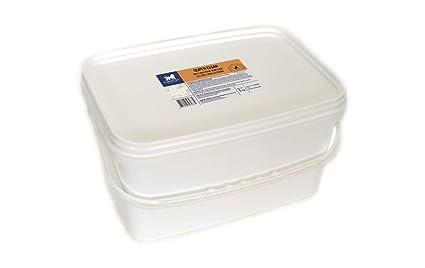 Base Jabón de glicerina transparente - 6 kg (sin SLS) Forbury Direct