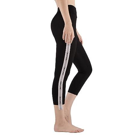 Pessica Leggings Deportivos para Mujer, Pantalones De Yoga ...