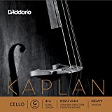 D\'Addario Kaplan Cello Single G String, 4/4 Scale, Heavy Tension