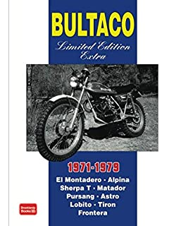 Vintage Dirt Bike Collection: Bultaco, Ossa, Montesa Workshop ...