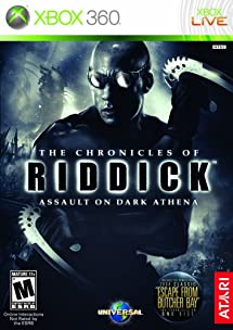 The Chronicles of Riddick: Assault on Dark Athena - Xbox 360