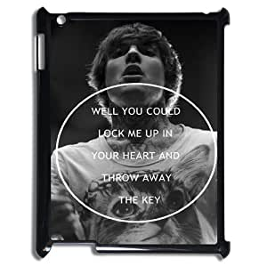 Ipad 2,3,4 2D DIY Hard Back Durable Phone Case with Bring Me The Horizon Image