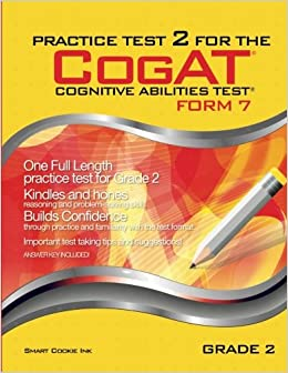 Amazon practice test 2 for the cogat form 7 grade 2 level practice test 2 for the cogat form 7 grade 2 level 8 cogat grade 2 practice test for the cogat form 7 grade 2 1995 free shipping fandeluxe Gallery