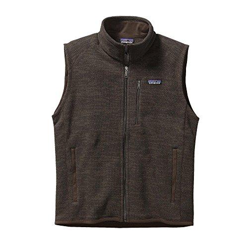 - Patagonia Men Better Sweater Vest Dark Walnut 25881/DWA - Size Small