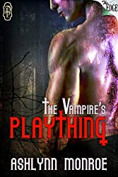 The Vampire's Plaything (The Edge Series Book 31)