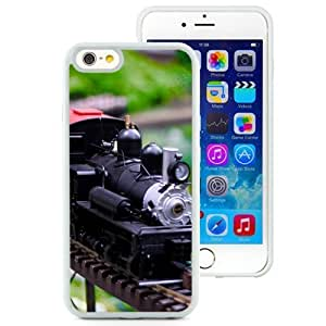 New Beautiful Custom Designed Cover Case For iPhone 6 4.7 Inch TPU With Train At Phipps (2) Phone Case WANGJIANG LIMING