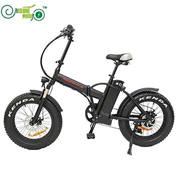 Mini plegable para bicicleta 36 V 500 W 8 Fun/Bafang Hub motor 20 inch
