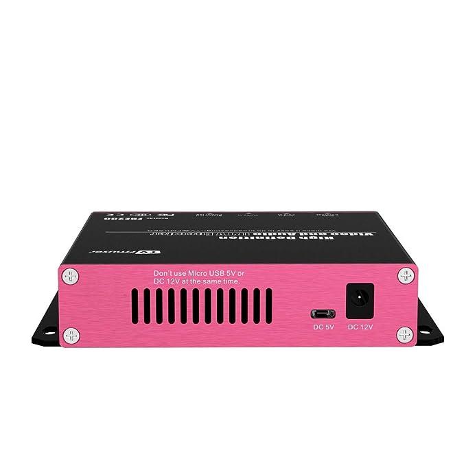 FMUSER FBE200 H 264 H 265 M3U8 HLS HDMI Video Encoder, Facebook YouTube  Ustream Wowza Live Broadcast Streaming IPTV Encoder, Good for Advertisement