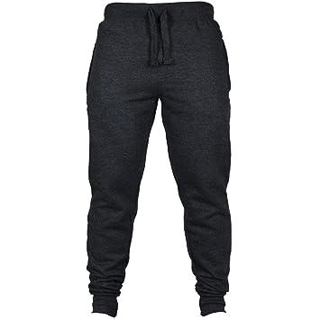 Saihui_Men Pants Pantalones de chándal para Correr para ...