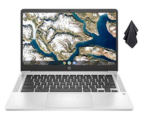 🥇 2021 Newest HP Chromebook 14-inch FHD Laptop