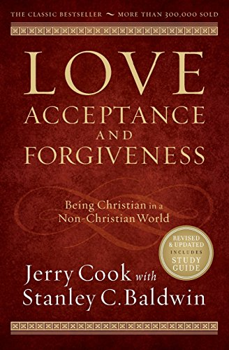 Love  Acceptance  And Forgiveness  Being Christian In A Non Christian World