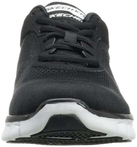 uomo nbsp;Power Shield Synergy Sneaker Skechers Bkw Nero wqnz7CcWR4